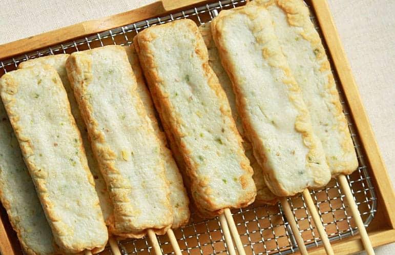 쌀로만든 고추핫바 Chili Stick Fish Cake2