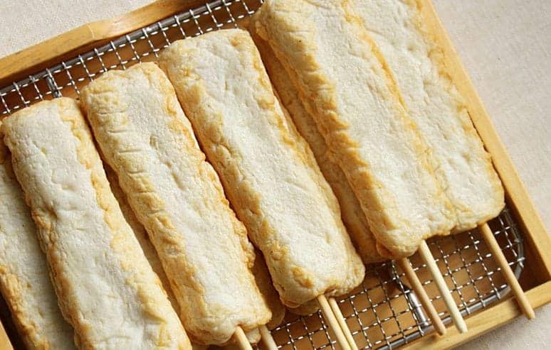 쌀로만든 양파핫바 Onion Stick Fish Cake2