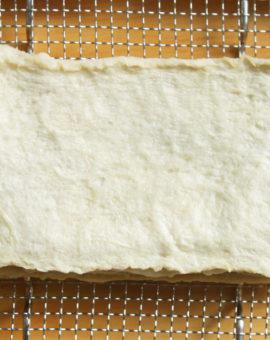 쌀로만든 특대어묵 Rectangle Fish Cake