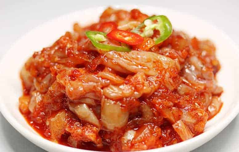 특창난젓 Salt-Pickled Pollack Tripe3
