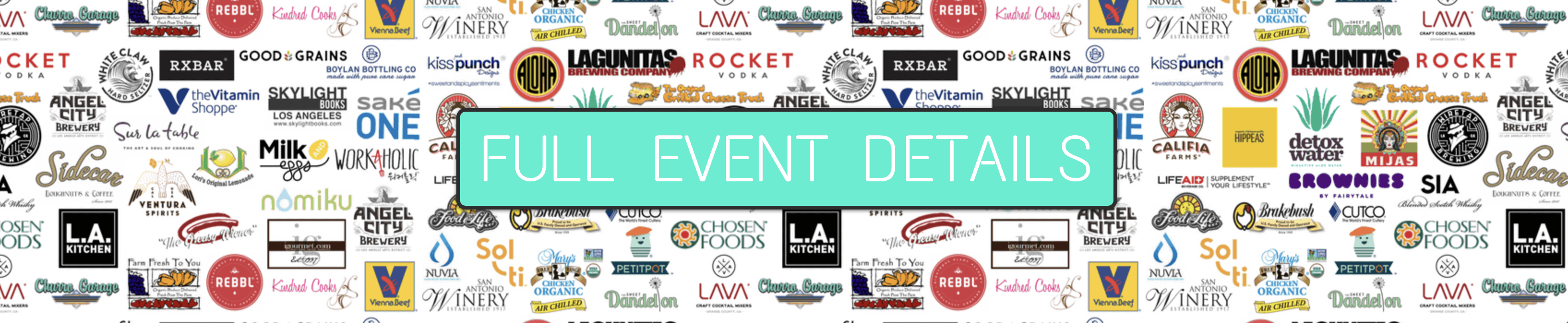 Come Find Us at FOODIE CON in Los Angeles!